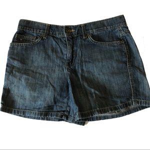 Tommy Hilfiger Jean Shorts Size 6